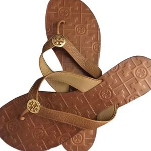 Tory Burch sandals/ thongs